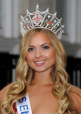 Miss England charity auction launch