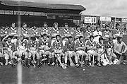 All Ireland Senior Hurling Championship Final,.Galway Vs Offaly,Offaly 2-11, Galway 1-12,.01.09.1985, 09.01.1985, 1st September 1985,.01091985AISHCF, Offaly Team,