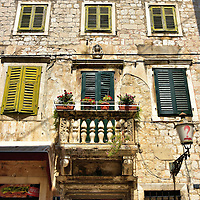Geremia Palace in Split, Croatia<br />