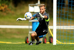 Will Puddy of Bristol Rovers takes part in training - Mandatory by-line: Robbie Stephenson/JMP - 15/09/2016 - FOOTBALL - The Lawns Training Ground - Bristol, England - Bristol Rovers Training