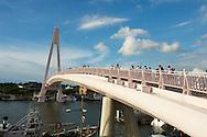Fisherman's Wharf ?????? and Lover's Bridge