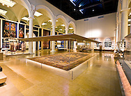 Persian Carpet Exhibition V&A Museum Client: Beck Interiors