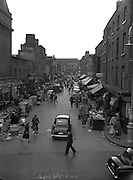 Views of Moore St. looking towards Henry St.<br />