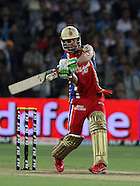 IPL 2012 Match 57 Pune Warriors v Royal Challengers Bangalore