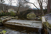 The river Ogwen hydro scheme, part of Energy Local Bethesda, North Wales. © Andy Aitchison / Ashden