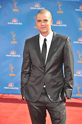 Aug 29, 2010 - Los Angeles, California, U.S. - MARK SALLING arrives for the 62nd Primetime Emmy Awards show..(Credit: © Leonard Ortiz/ZUMApress.com)