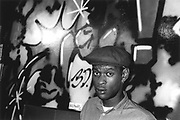 Daddy G, Revolver Records, Bristol, 1984