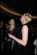 JASMINE GUINNESS; GWENDOLINE CHRISTIE, Liberatum Cultural Honour for Francis Ford Coppola<br /> with Bulgari Hotel & Residences, London. 17 November 2014