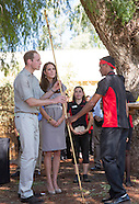 KATE & Prince William Visit Indigenous Academy, Uluru