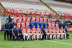 Hamilton Academical team group