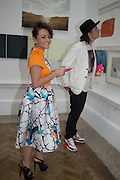 JAIME WINSTONE; JAMES SUCKLING, Royal Academy Summer exhibition private view. Piccadilly. London. 3 June 2015