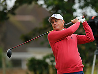 Golf - 2019 Senior Open Championship at Royal Lytham & St Annes - Fiinal Round <br /> <br /> Paul Eales (ENG) hits his drive off the third tee.<br /> <br /> COLORSPORT/ALAN MARTIN