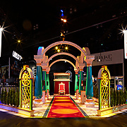 Pinnacle Exhibits; Bandai Namco; E3 Los Angeles; Marguerite Schumm; Los Angeles Convention Center; Los Angeles; June 2017