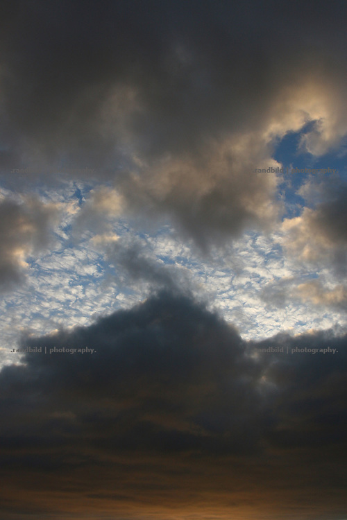 La Palma, Kanarische Inseln, Himmel,