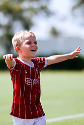 Bristol City fans during the Open training session on Day 5 - Rogan/JMP - 15/07/2019 - IMG Academy, Bradenton - Florida, USA - Bristol City Pre-Season Tour Day 5.