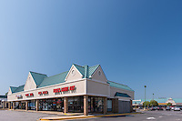 Exterior image of Oxon Hill Plaza in DC area by Jeffrey Sauers of Commercial Photographics, Architectural Photo Artistry in Washington DC, Virginia to Florida and PA to New England