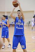 DESCRIZIONE : Roma Basket Amichevole nazionale donne 2011-2012<br /> GIOCATORE : De pretto Valeria<br /> SQUADRA : Italia<br /> EVENTO : Italia Lazio basket<br /> GARA : Italia Lazio basket<br /> DATA : 29/11/2011<br /> CATEGORIA : tiro<br /> SPORT : Pallacanestro <br /> AUTORE : Agenzia Ciamillo-Castoria/GiulioCiamillo<br /> Galleria : Fip Nazionali 2011<br /> Fotonotizia : Roma Basket Amichevole nazionale donne 2011-2012<br /> Predefinita :