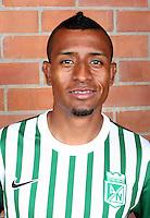 Colombia League - Postobom Liga 2014-2015 -<br /> Club Atletico Nacional Medellin - Colombia / <br /> Farid Diaz