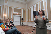 Appalachian Scholars Open House Program in New Baker...Dr. Christine Taylor