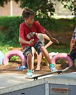 CEPIA skate contest, Brazalito