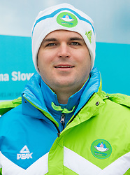 Dr. Mitja Bracic during presentation of Team Slovenia for European Youth Olympic Festival - EYOF Brasov 2013 on February 13, 2013 in Bled, Slovenia. (Photo By Vid Ponikvar / Sportida)