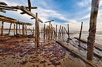Old Provincetown Pier, Cape Cod, MA, U.S.A.