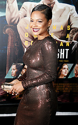 Christina Milian at the Los Angeles premiere of 'Live By Night' held at the TCL Chinese Theatre in Hollywood, USA on January 9, 2017.