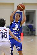 DESCRIZIONE : Roma Basket Amichevole nazionale donne 2011-2012<br /> GIOCATORE : Fassina Martina<br /> SQUADRA : Italia<br /> EVENTO : Italia Lazio basket<br /> GARA : Italia Lazio basket<br /> DATA : 29/11/2011<br /> CATEGORIA : palleggio<br /> SPORT : Pallacanestro <br /> AUTORE : Agenzia Ciamillo-Castoria/GiulioCiamillo<br /> Galleria : Fip Nazionali 2011<br /> Fotonotizia : Roma Basket Amichevole nazionale donne 2011-2012<br /> Predefinita :