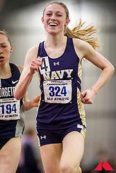 women's mile, heat 2, Robinson, Kelley          JR Navy