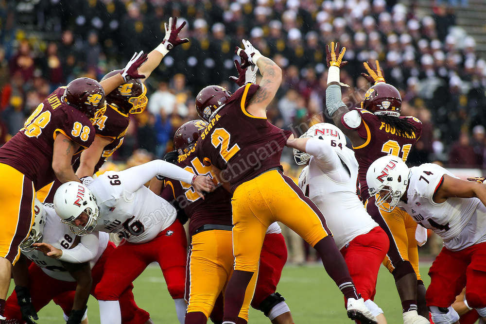 ​Homecoming Football game. Cheer on the Chippewas as CMU takes on Northern Illinois at Kelly/Shorts Stadium.