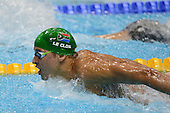 Swimming: Chad le Clos