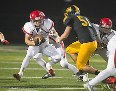 10/10/14 HS Football Bridgeport vs Keyser