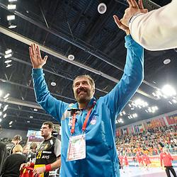 20180123: CRO, Handball - EHF Euro Croatia 2018 - Group II, Slovenia vs Spain