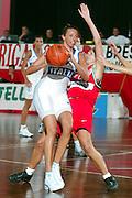Ritiro Bormio <br /> Italia-Ungheria<br /> Nella foto: Macchi