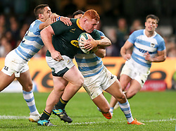 Durban. 180818. Stephen Kitshoff of South Africa during the Rugby Championship match between South Africa and Argentina at Jonsson Kings Park in Durban, South Africa. Picture Leon Lestrade. African News Agency/ANA