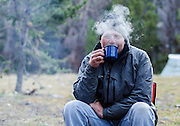 Coffee is always good, but it's even better in the backcountry.