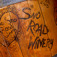 Sno Road Winery in Echo, Oregon