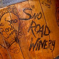 Sno Road Winery in Echo, Oregon
