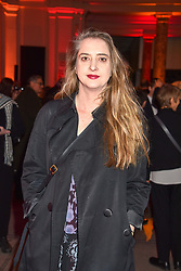 Daisy De Villeneuve at the Mary Quant VIP Preview at The Victoria & Albert Museum, London, England. 03 April 2019. <br /> <br /> ***For fees please contact us prior to publication***