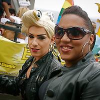 GAY PRIDE PARADE / MARCHA DEL ORGULLO GAY<br /> Photography by Aaron Sosa<br /> Caracas - Venezuela 2010<br /> (Copyright © Aaron Sosa