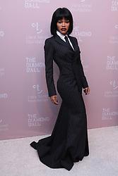 September 15, 2018 - New York City, New York, USA - 9/13/18.Teyana Taylor at Rihanna''s 4th Annual Diamond Ball held at Cipriani Wall Street in New York City..(NYC) (Credit Image: © Starmax/Newscom via ZUMA Press)