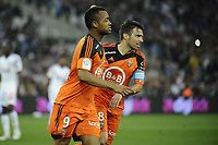 Joie but J Ayew (Lorient)