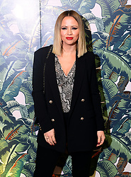 Kimberley Walsh attending the Dita Von Teese and The Copper Coupe event presented by Absolut Elyx at the Box, London.