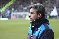 Huddersfield Town Head Coach David Wagner before the match - Mandatory byline: Jack Phillips/JMP - 05/03/2016 - FOOTBALL - iPro Stadium - Derby, England - Derby County v Huddersfield Town - Sky Bet Championship