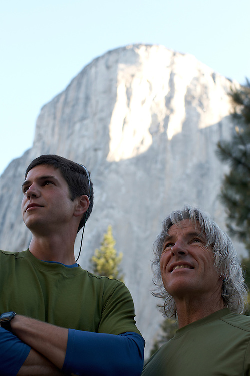 El Capitan Climbers, Yosemite National Park