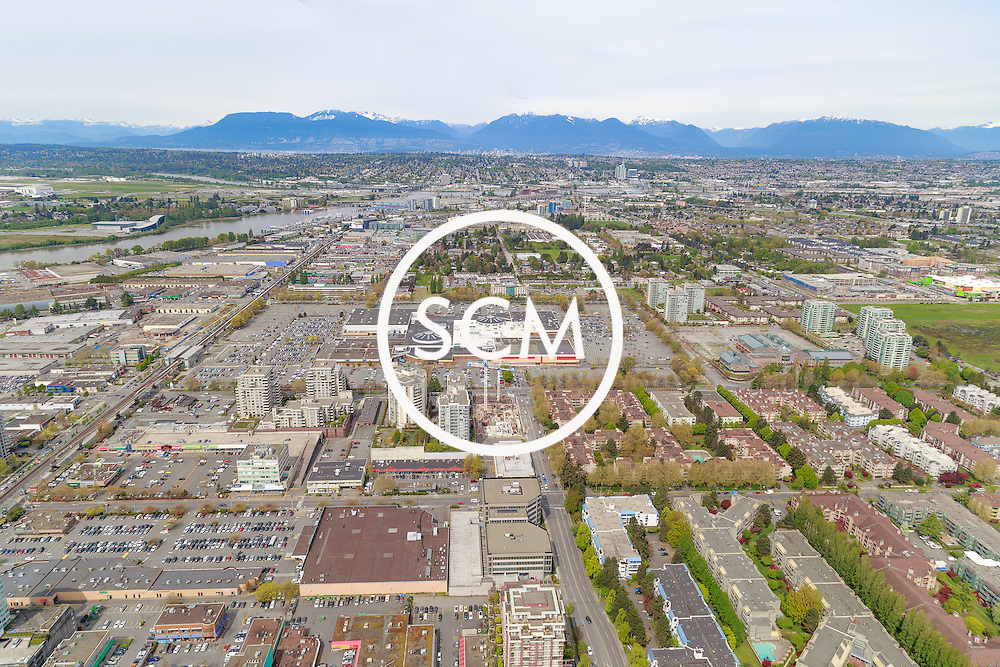 Metro Vancouver Aerial Photography of Richmond
