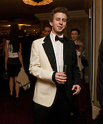 COSMO CARDOZO. The 30th White Knights charity  Ball.  Grosvenor House Hotel. Park Lane. London. 10 January 2009