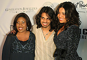 GLENDALE, AZ - JANUARY 30: Guests and performers enjoy the festivities at the Jordin Sparks Celebrity Charity Gala 2008 during Super Bowl XLII week at Skye Restaurant on January 30, 2008 in Glendale, Arizona.©Paul Anthony Spinelli