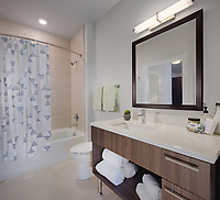 Interior photo of Central Apartments in Silver Spring MD by Jeffrey Sauers of Commercial Photographics, Architectural Photo Artistry in Washington DC, Virginia to Florida and PA to New England