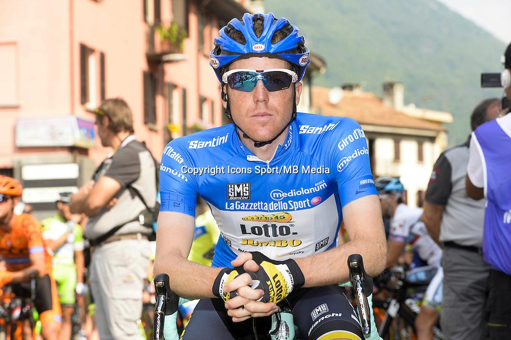 Steven Kruijswijk - Lotto NL Jumbo - 29.05.2015 - Tour d'Italie - Etape 19 :  Gravellona Toce / Cervinia<br />Photo : Sirotti / Icon Sport